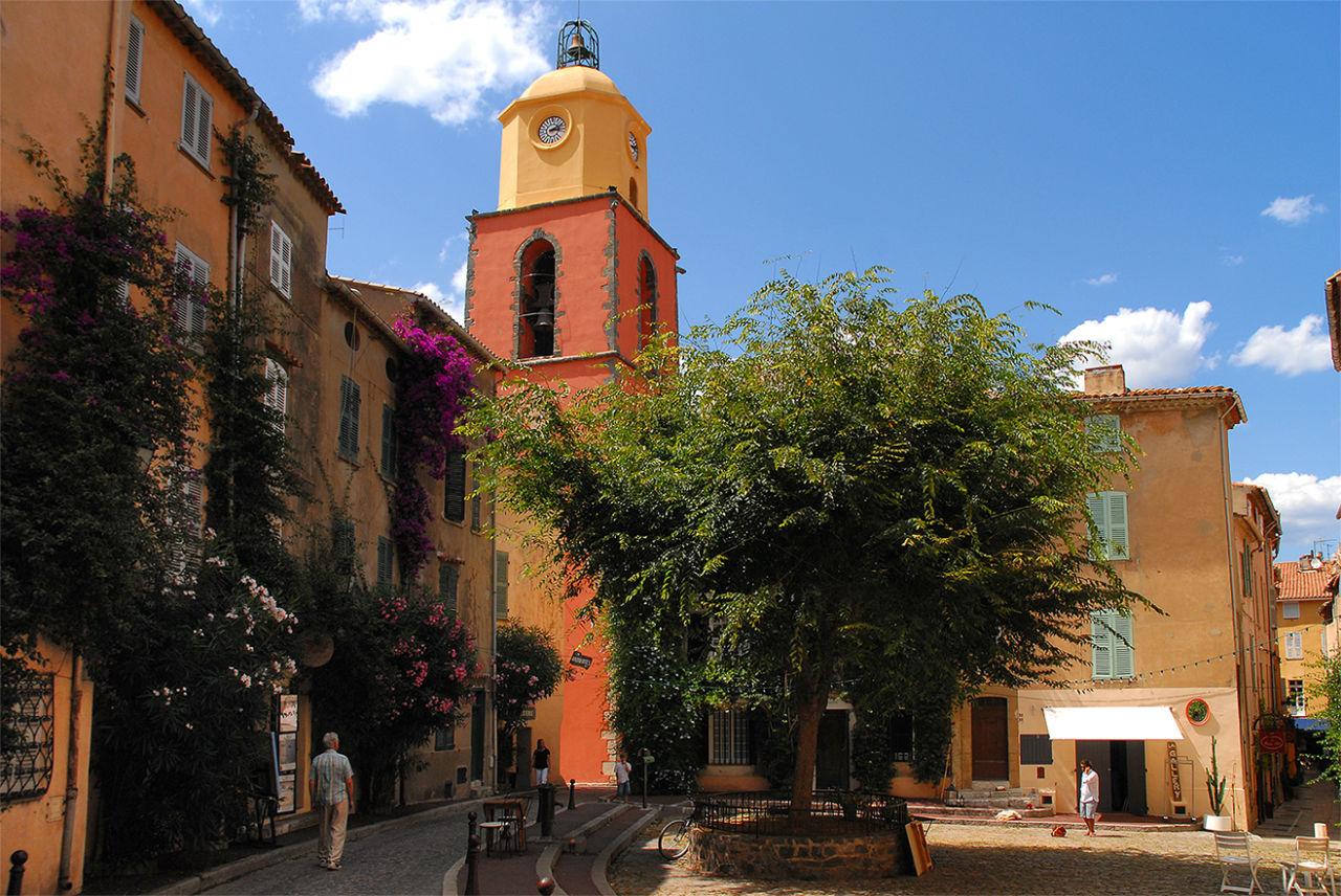 location villa saint tropez
